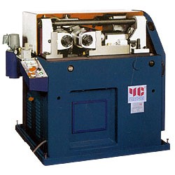 "Cam Driven Thread Rolling Machine (Max Outer Diameter 22mm or 7/8"") - YC-20. Thread Rolling Machine"